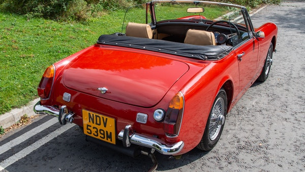 1973 MG Midget For Sale (picture 15 of 87)
