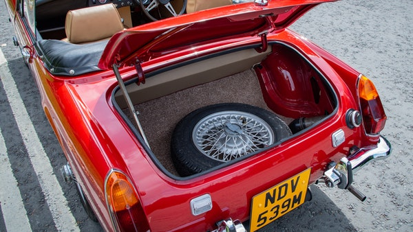1973 MG Midget For Sale (picture 45 of 87)