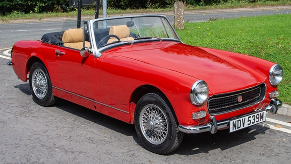 1973 MG Midget For Sale (picture 4 of 87)