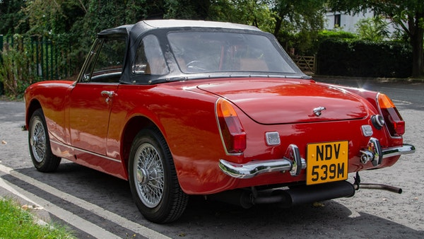 1973 MG Midget For Sale (picture 13 of 87)