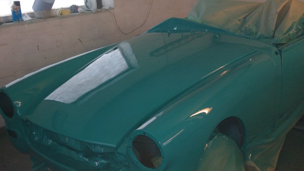 1972 MG Midget Mk3 (Round Wheel Arch) For Sale (picture 148 of 155)