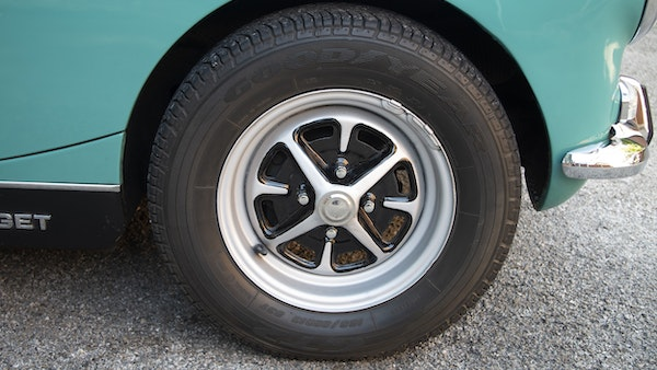 1972 MG Midget Mk3 (Round Wheel Arch) For Sale (picture 22 of 155)