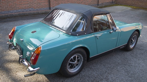 1972 MG Midget Mk3 (Round Wheel Arch) For Sale (picture 20 of 155)