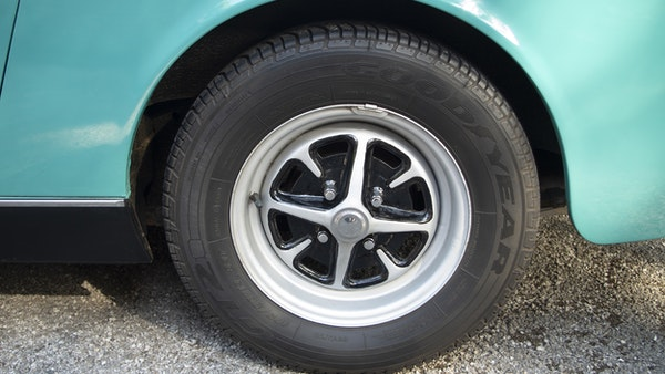 1972 MG Midget Mk3 (Round Wheel Arch) For Sale (picture 24 of 155)