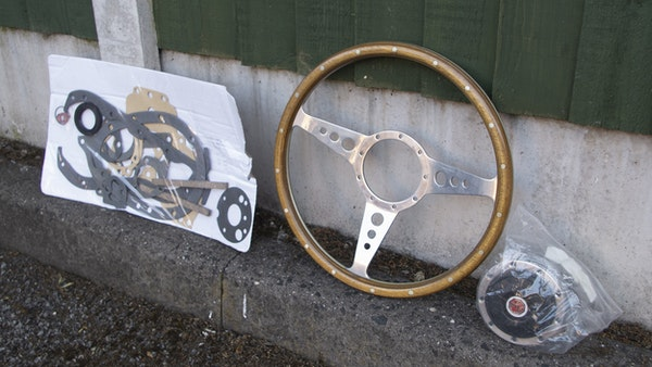 1972 MG Midget Mk3 (Round Wheel Arch) For Sale (picture 56 of 155)