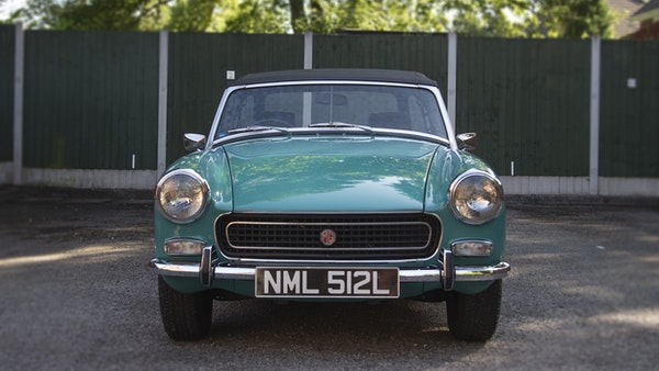1972 MG Midget Mk3 (Round Wheel Arch) For Sale (picture 12 of 155)