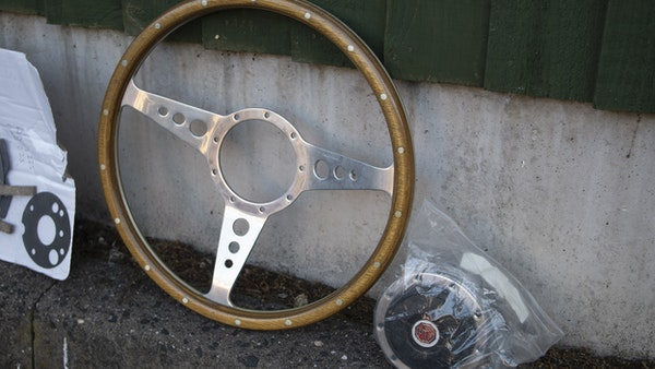 1972 MG Midget Mk3 (Round Wheel Arch) For Sale (picture 57 of 155)