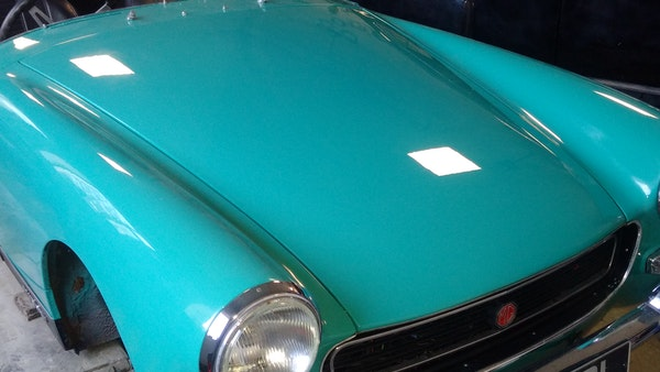 1972 MG Midget Mk3 (Round Wheel Arch) For Sale (picture 152 of 155)