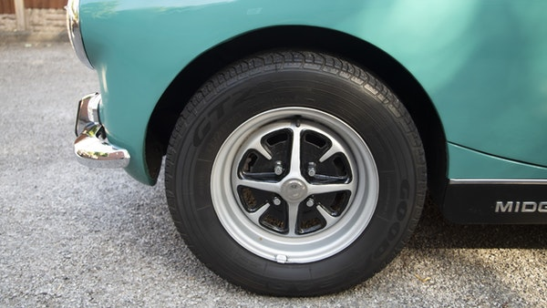 1972 MG Midget Mk3 (Round Wheel Arch) For Sale (picture 25 of 155)