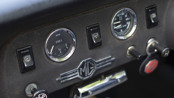 1972 MG Midget Mk3 (Round Wheel Arch) For Sale (picture 35 of 155)