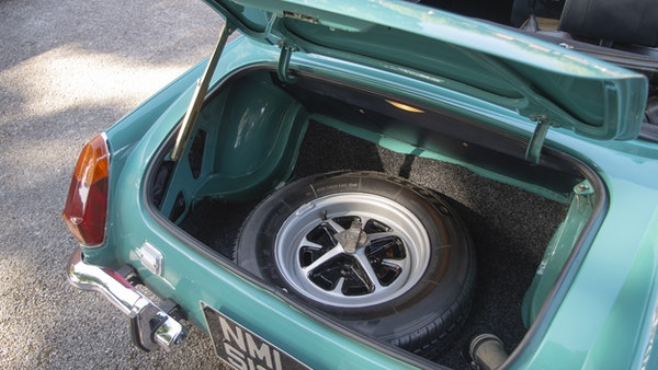 1972 MG Midget Mk3 (Round Wheel Arch) For Sale (picture 50 of 155)