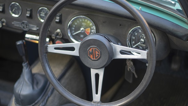 1972 MG Midget Mk3 (Round Wheel Arch) For Sale (picture 31 of 155)