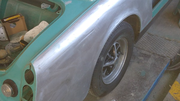 1972 MG Midget Mk3 (Round Wheel Arch) For Sale (picture 133 of 155)