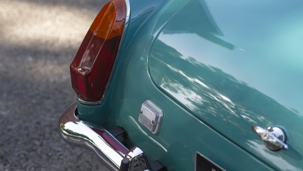 1972 MG Midget Mk3 (Round Wheel Arch) For Sale (picture 77 of 155)