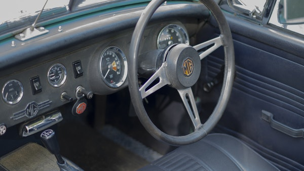 1972 MG Midget Mk3 (Round Wheel Arch) For Sale (picture 36 of 155)