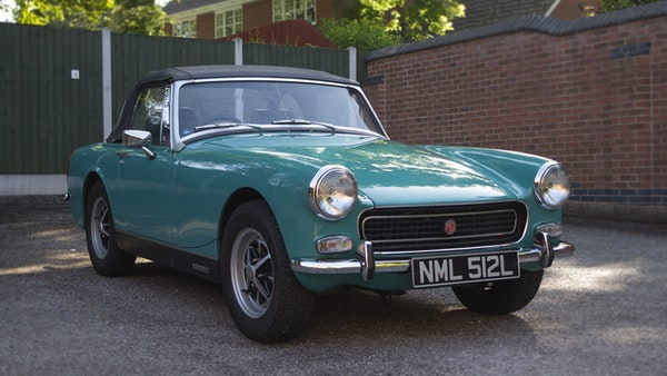 1972 MG Midget Mk3 (Round Wheel Arch) For Sale (picture 11 of 155)