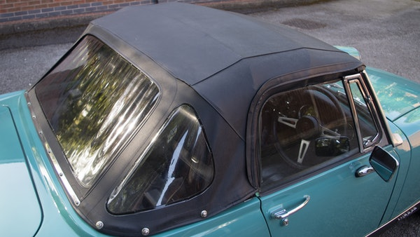 1972 MG Midget Mk3 (Round Wheel Arch) For Sale (picture 62 of 155)