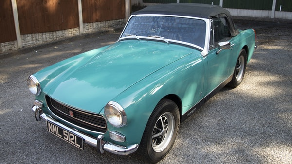 1972 MG Midget Mk3 (Round Wheel Arch) For Sale (picture 13 of 155)