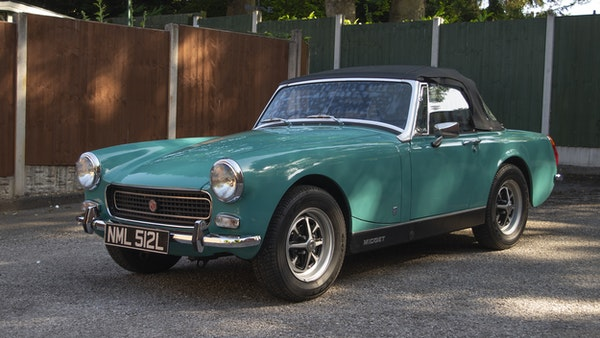1972 MG Midget Mk3 (Round Wheel Arch) For Sale (picture 14 of 155)