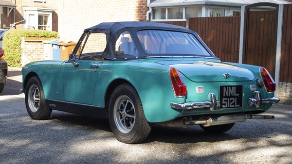 1972 MG Midget Mk3 (Round Wheel Arch) For Sale (picture 17 of 155)
