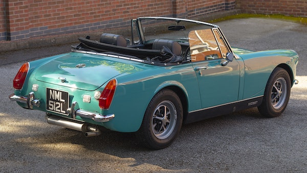 1972 MG Midget Mk3 (Round Wheel Arch) For Sale (picture 7 of 155)