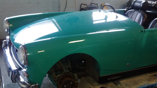 1972 MG Midget Mk3 (Round Wheel Arch) For Sale (picture 151 of 155)