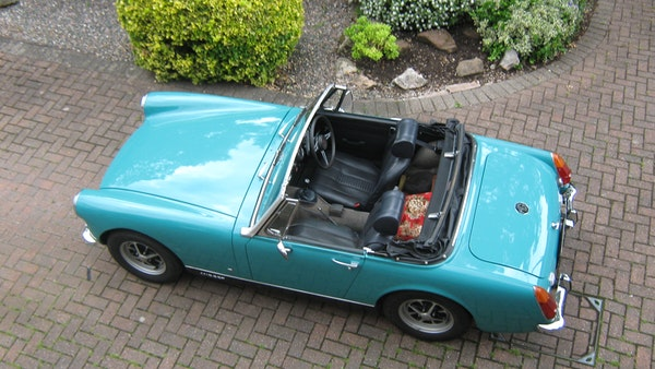 1972 MG Midget Mk3 (Round Wheel Arch) For Sale (picture 4 of 155)