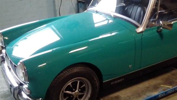 1972 MG Midget Mk3 (Round Wheel Arch) For Sale (picture 155 of 155)