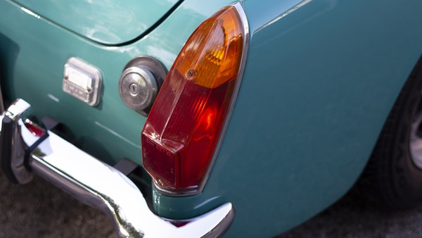 1972 MG Midget Mk3 (Round Wheel Arch) For Sale (picture 79 of 155)