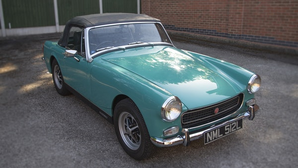 1972 MG Midget Mk3 (Round Wheel Arch) For Sale (picture 21 of 155)