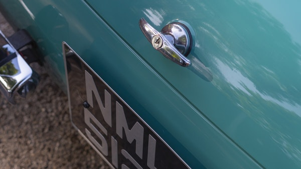 1972 MG Midget Mk3 (Round Wheel Arch) For Sale (picture 76 of 155)
