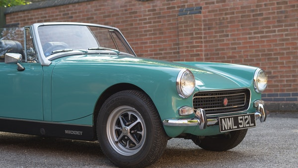 1972 MG Midget Mk3 (Round Wheel Arch) For Sale (picture 90 of 155)