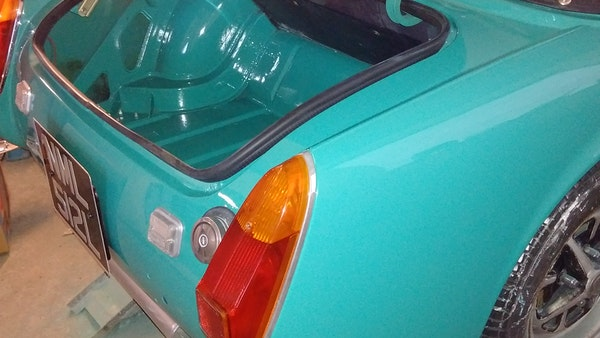 1972 MG Midget Mk3 (Round Wheel Arch) For Sale (picture 149 of 155)