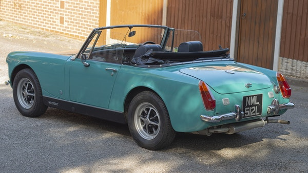 1972 MG Midget Mk3 (Round Wheel Arch) For Sale (picture 5 of 155)