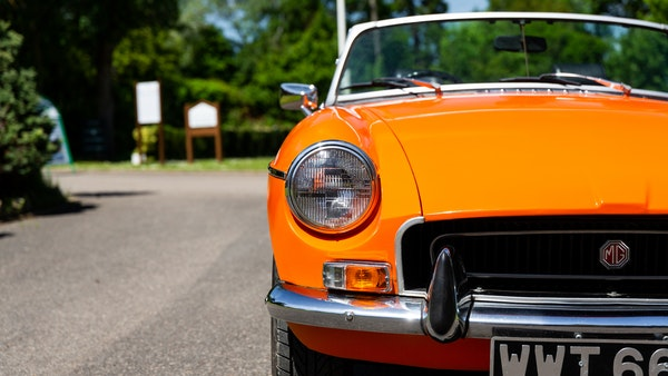 1971 MGB Roadster For Sale (picture 116 of 141)