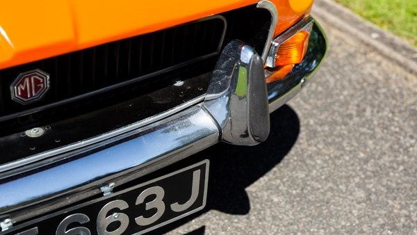 1971 MGB Roadster For Sale (picture 121 of 141)