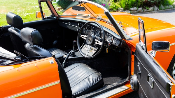1971 MGB Roadster For Sale (picture 44 of 141)