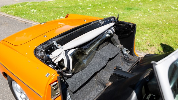 1971 MGB Roadster For Sale (picture 68 of 141)