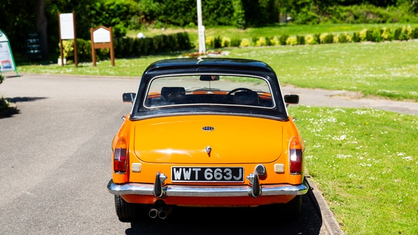 1971 MGB Roadster For Sale (picture 9 of 141)