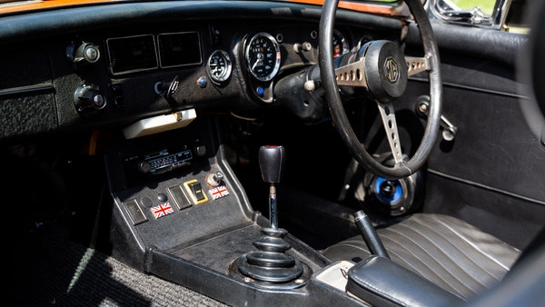 1971 MGB Roadster For Sale (picture 46 of 141)