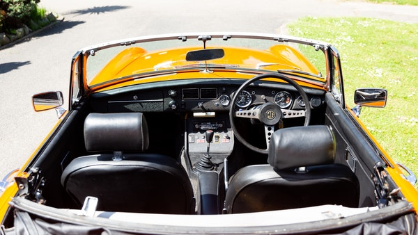 1971 MGB Roadster For Sale (picture 36 of 141)