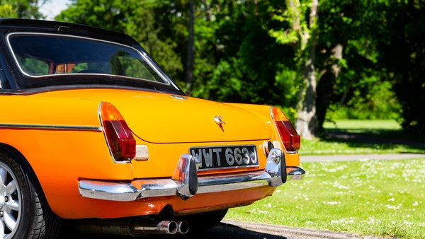 1971 MGB Roadster For Sale (picture 99 of 141)