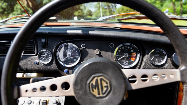 1971 MGB Roadster For Sale (picture 33 of 141)