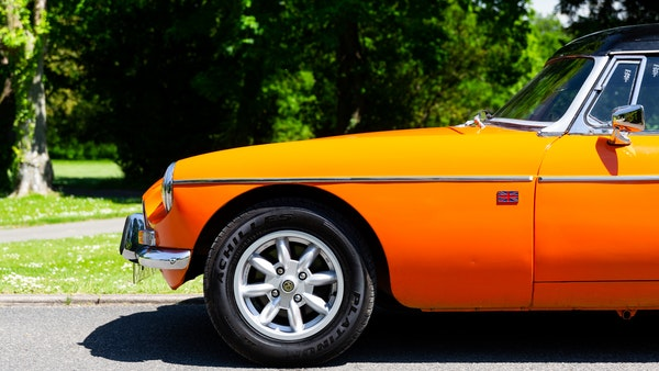 1971 MGB Roadster For Sale (picture 106 of 141)