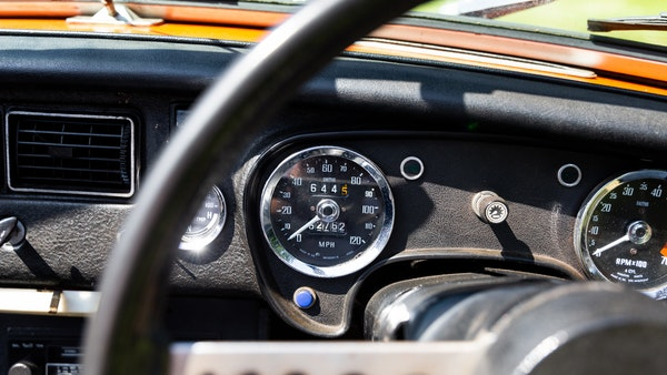 1971 MGB Roadster For Sale (picture 26 of 141)