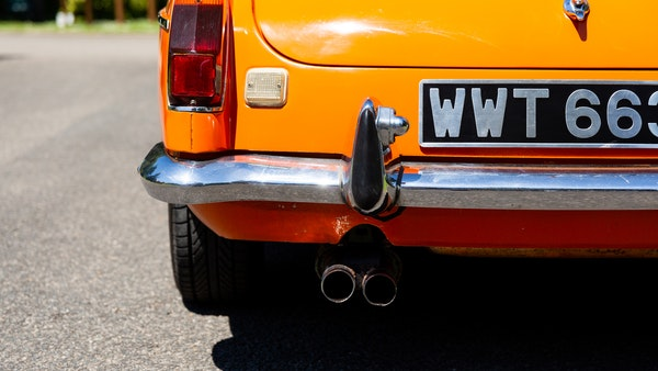 1971 MGB Roadster For Sale (picture 93 of 141)