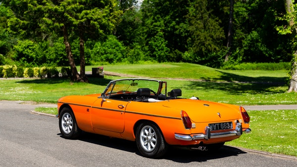 1971 MGB Roadster For Sale (picture 8 of 141)