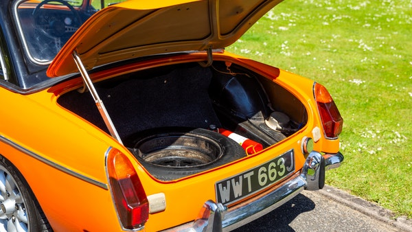 1971 MGB Roadster For Sale (picture 87 of 141)