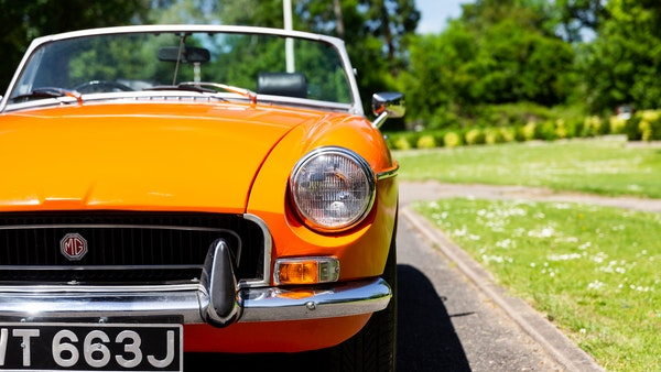 1971 MGB Roadster For Sale (picture 119 of 141)