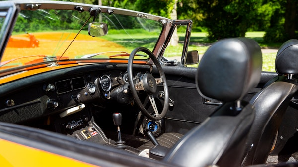 1971 MGB Roadster For Sale (picture 37 of 141)